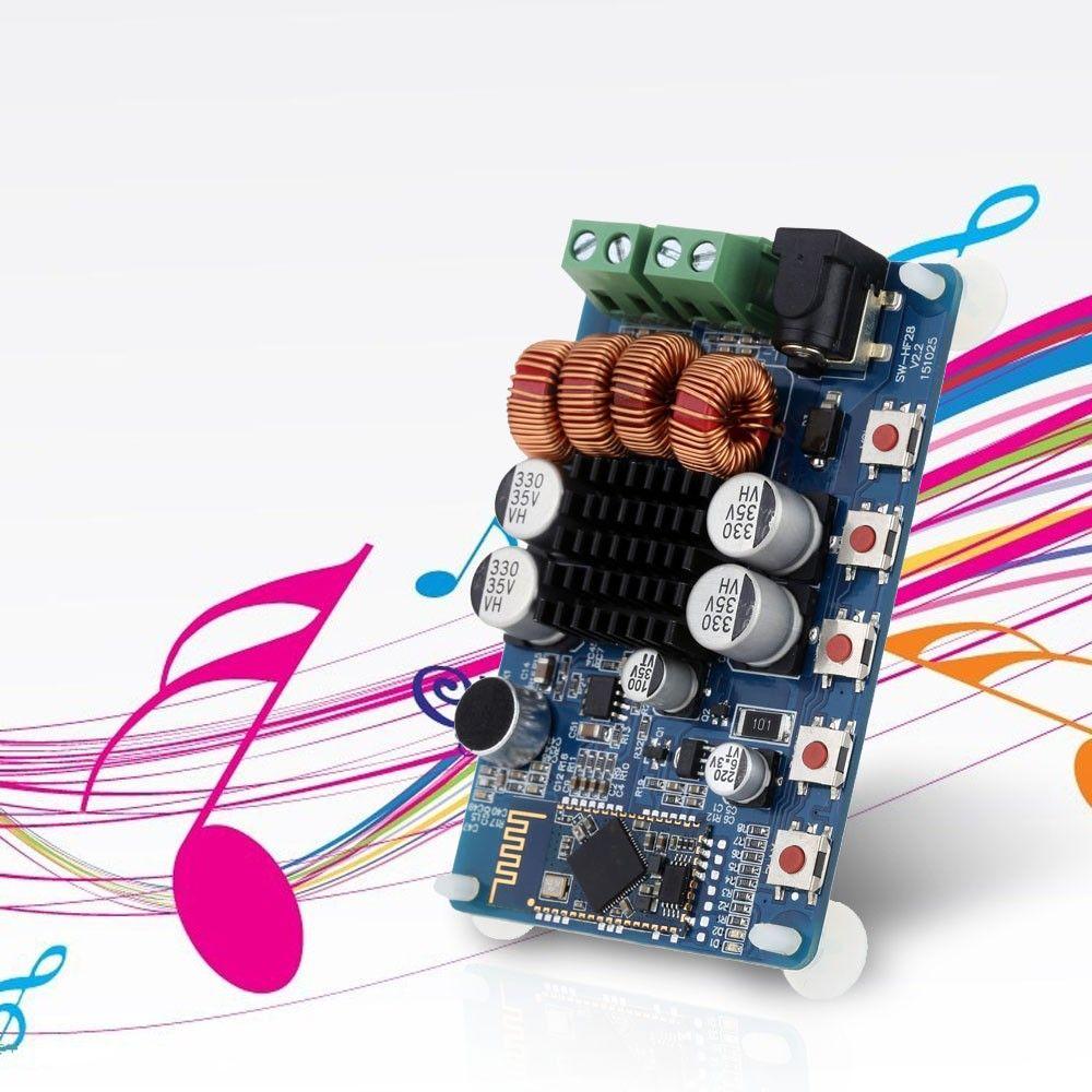 TPA3116 Digital 2.0 Channel Stereo Audio Power Amplifier Board Module 2*50W Subwoofer
