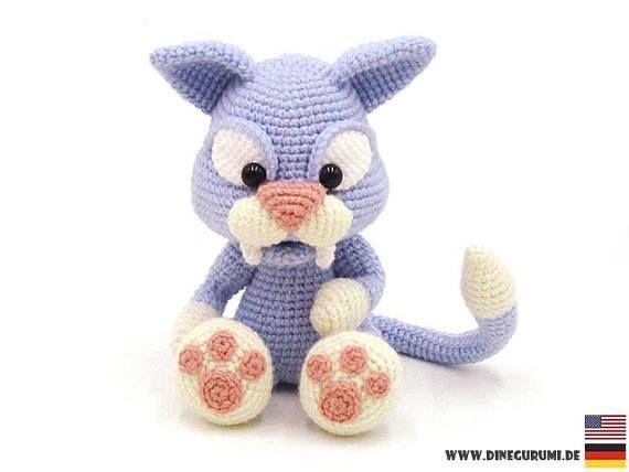 Amigurumi Doll Gratuit : Fishmarine crochet pattern cat amigurumi cat crochet cat crochet