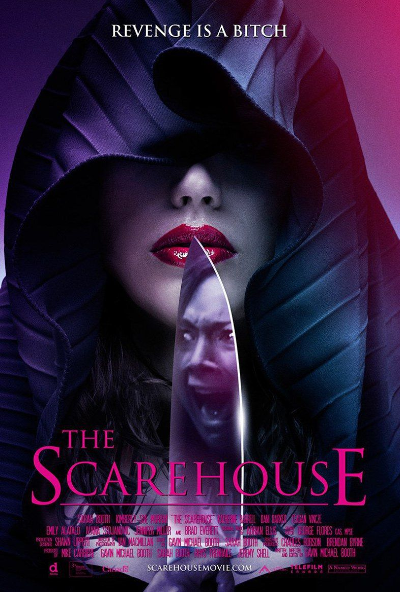 Scarehouse Poster Horror Movie Posters Movies Online Movies To