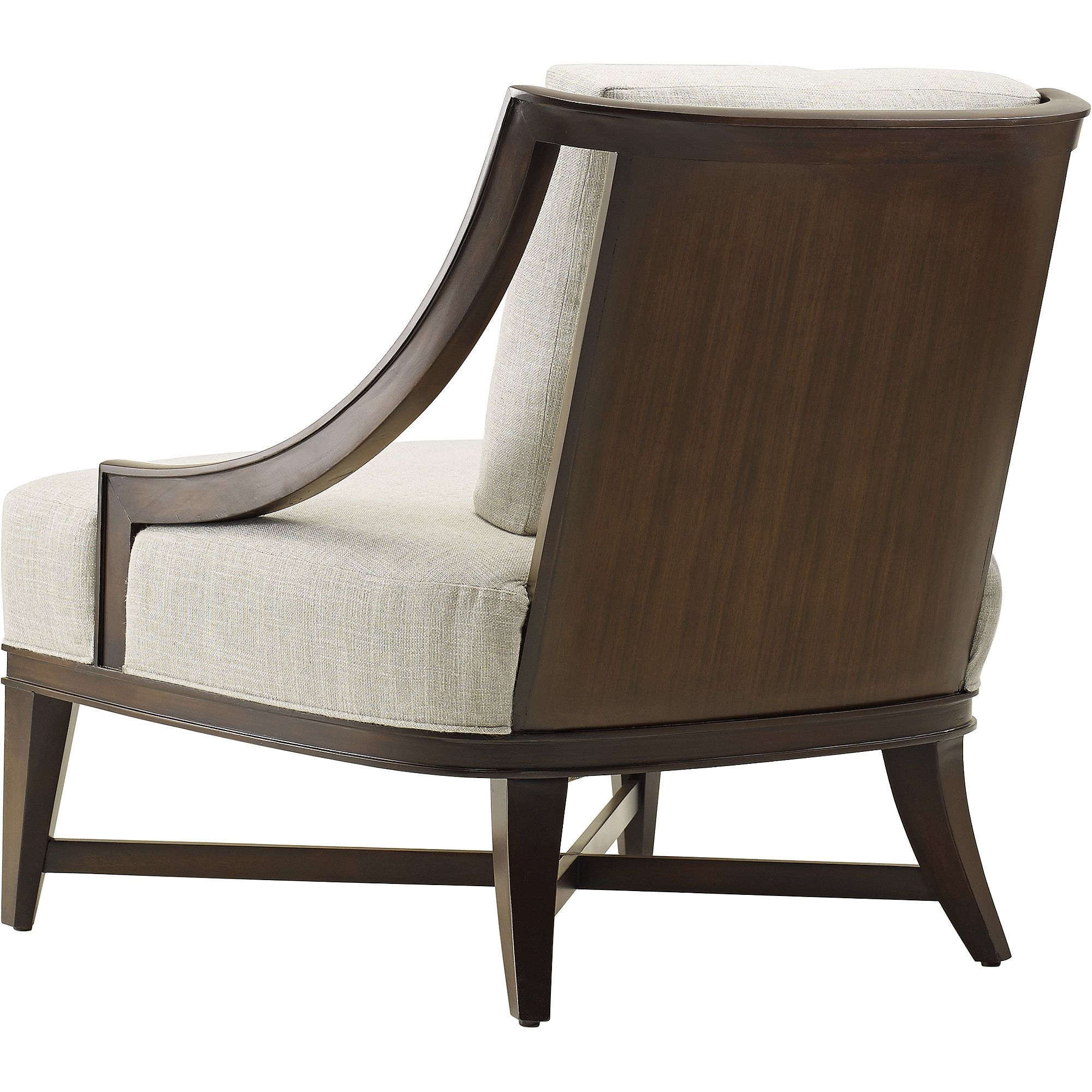 Nob Hill Lounge Chair | Barbara Barry Collection | Baker Furniture