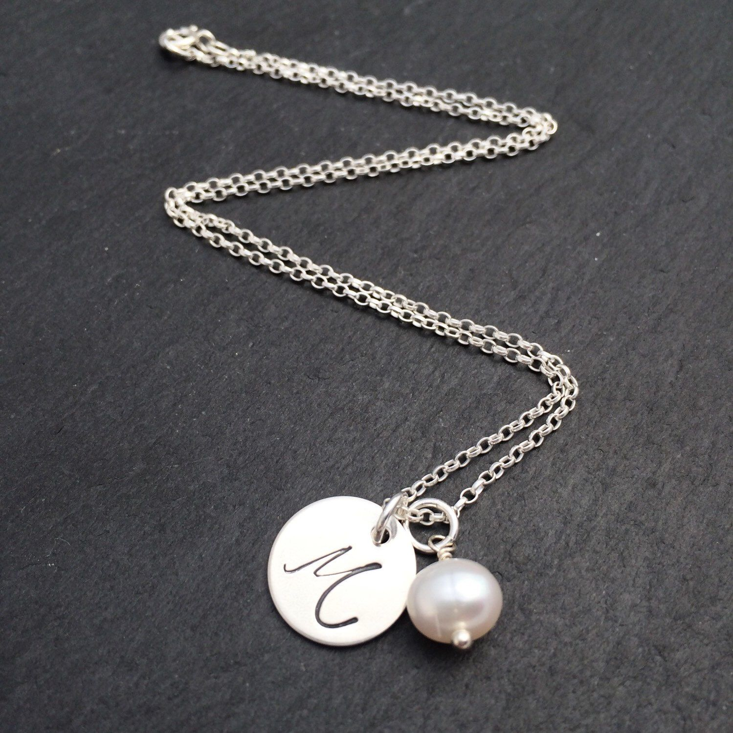 heart sterling birthstone il fullxfull necklace polished on a june listing moonstone chain silver rainbow
