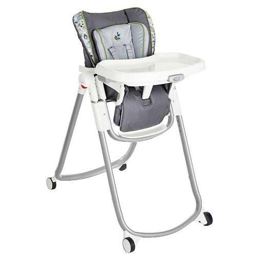 Graco Slim Spaces High Chair Caraway Graco Babies R Us