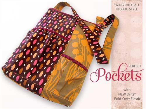 Over The Shoulder Bag Pattern 31