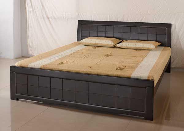 Teak Wood Bed Designs Pictures