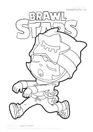 Kolorowanki Brawl Stars Leon Shark Do Druku | Kolorowanki ...
