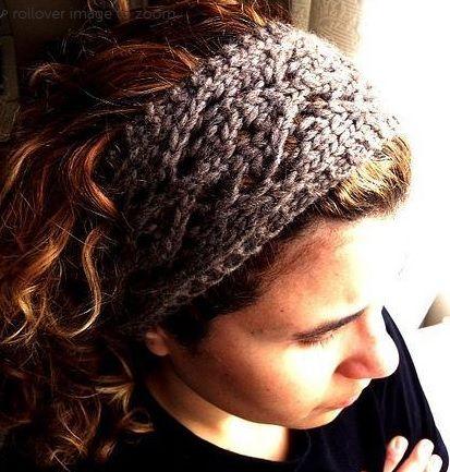 Fantastic Knitting Patterns Ear Warmers Inspiration Easy Scarf