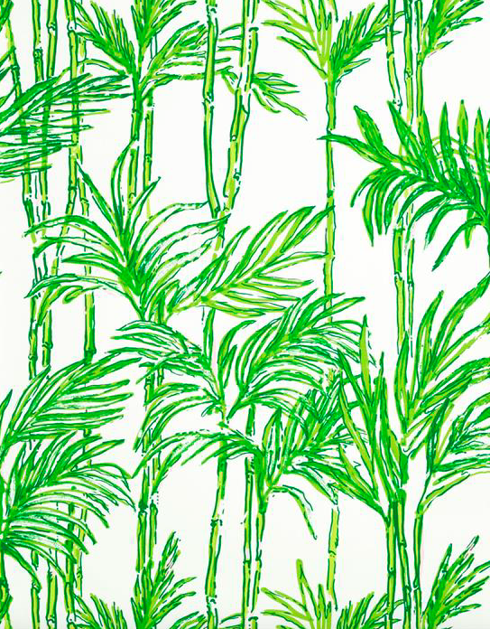 Wallpaper Wednesday Lilly Pulitzer for Lee Jofa Lilly