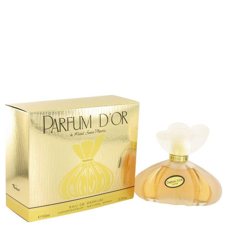 PARFUM D'OR by Kristel Saint Martin Eau De Parfum Spray 3.4
