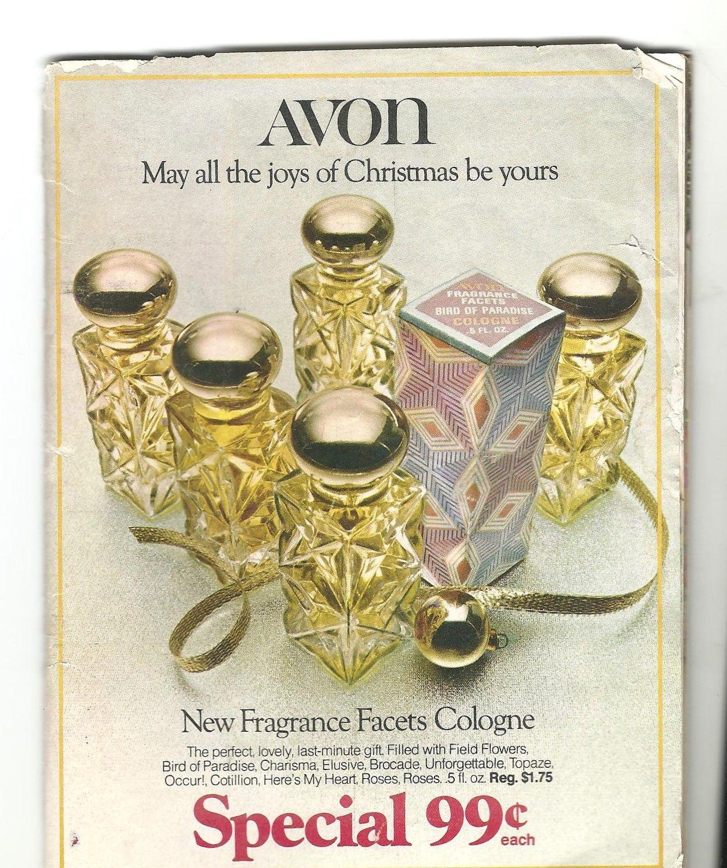 Avon Campaign 26 Nov 1972 Cover