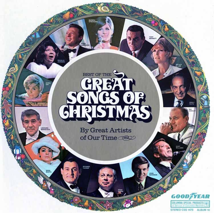 Pin On Great Songs Of Christmas And More From Goodyear Tire