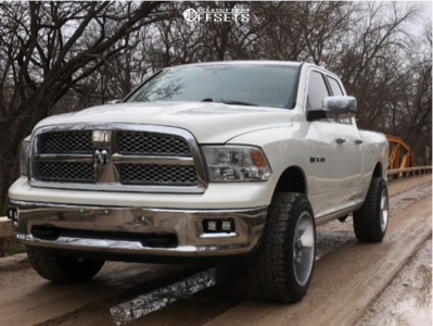 2009 Dodge Ram 1500 20x12 44mm Dropstar 655c Dodge Trucks Ram Dodge 1500 Dodge Ram