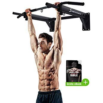 onetwofit multifunctional wall mounted pull up bar power