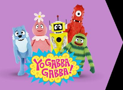 Yo Gabba Gabba! My childhood, Yo gabba gabba, Favorite