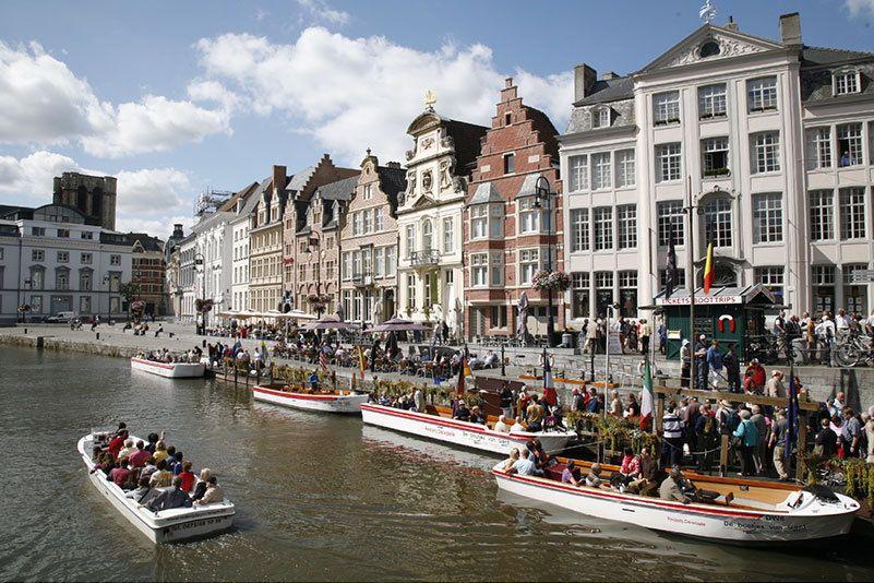 Flandern in Belgien