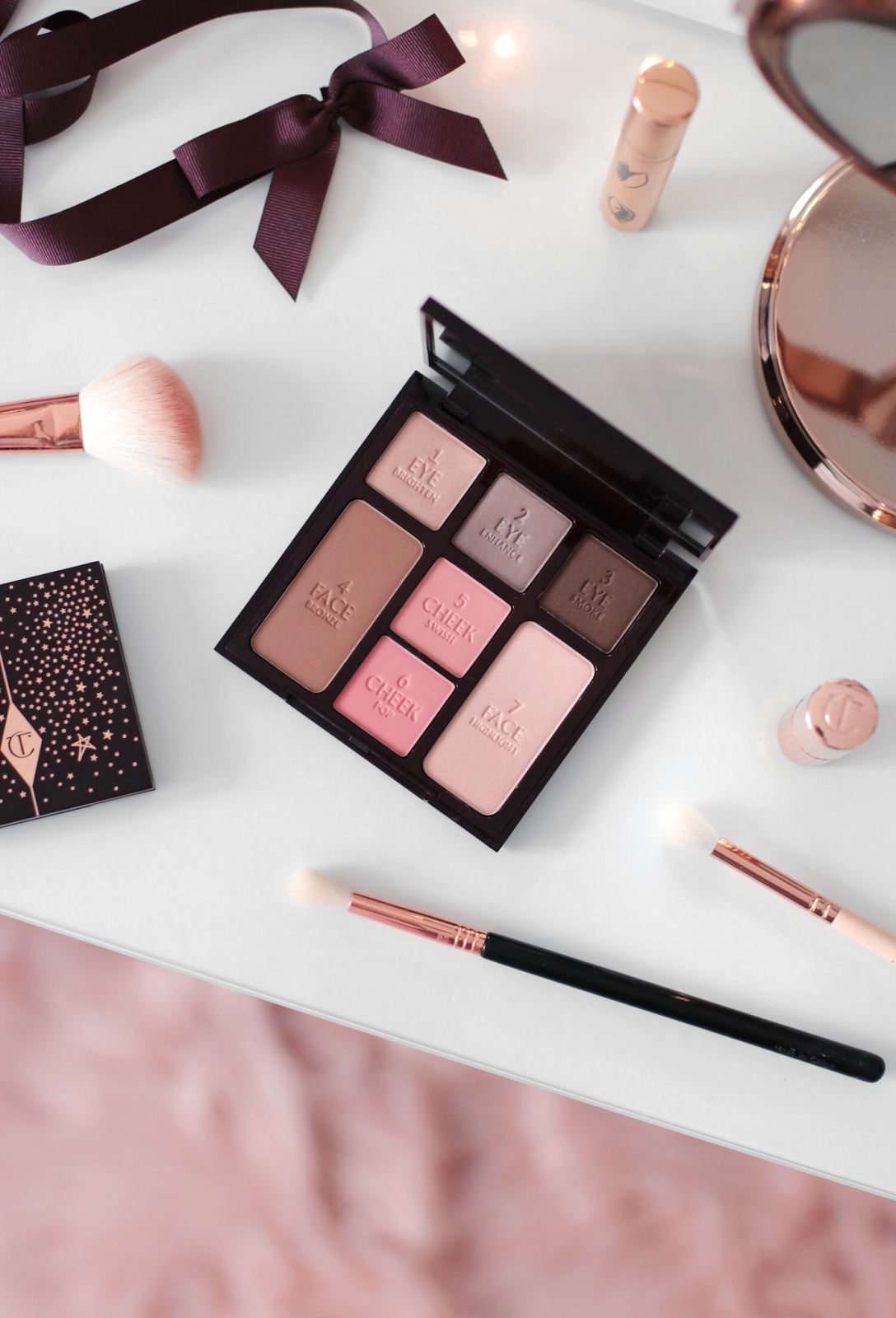 Charlotte Tilbury Instant Look In A Palette Seductive Beauty Flip And Style Perfect Lipstick Shade Beauty Lipstick Shades