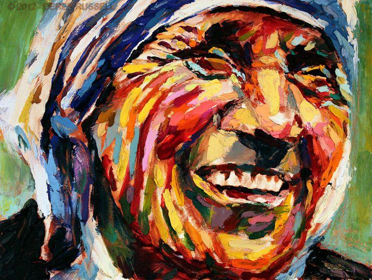 derek russell art homework pinterest acrylics On famous acrylic paintings