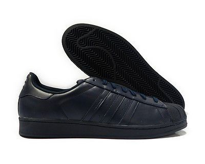 690460af1f4 S83393  ADIDAS SUPERSTAR SUPER COLOR PACK 15 NAVY Hombre SNEAKERS Talla 15  PACK d16223