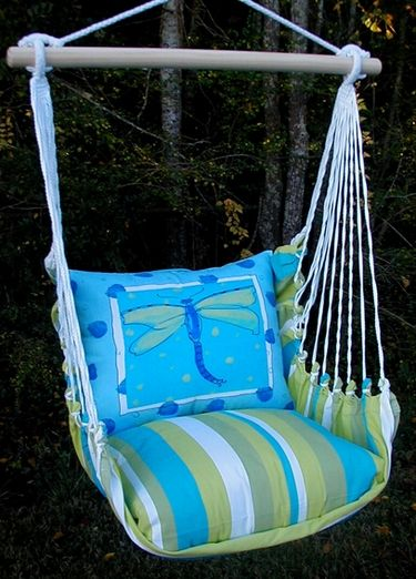 Beach Boulevard Dragonfly Hammock Chair Swing Set In 2019