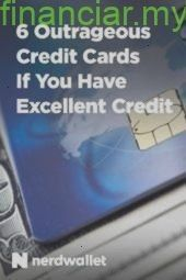 card tracker 6 credit cards that you should not ignore if you have excellent creditcredit card tracker 6 credit cards that you should not ignore if you have excellent cre...