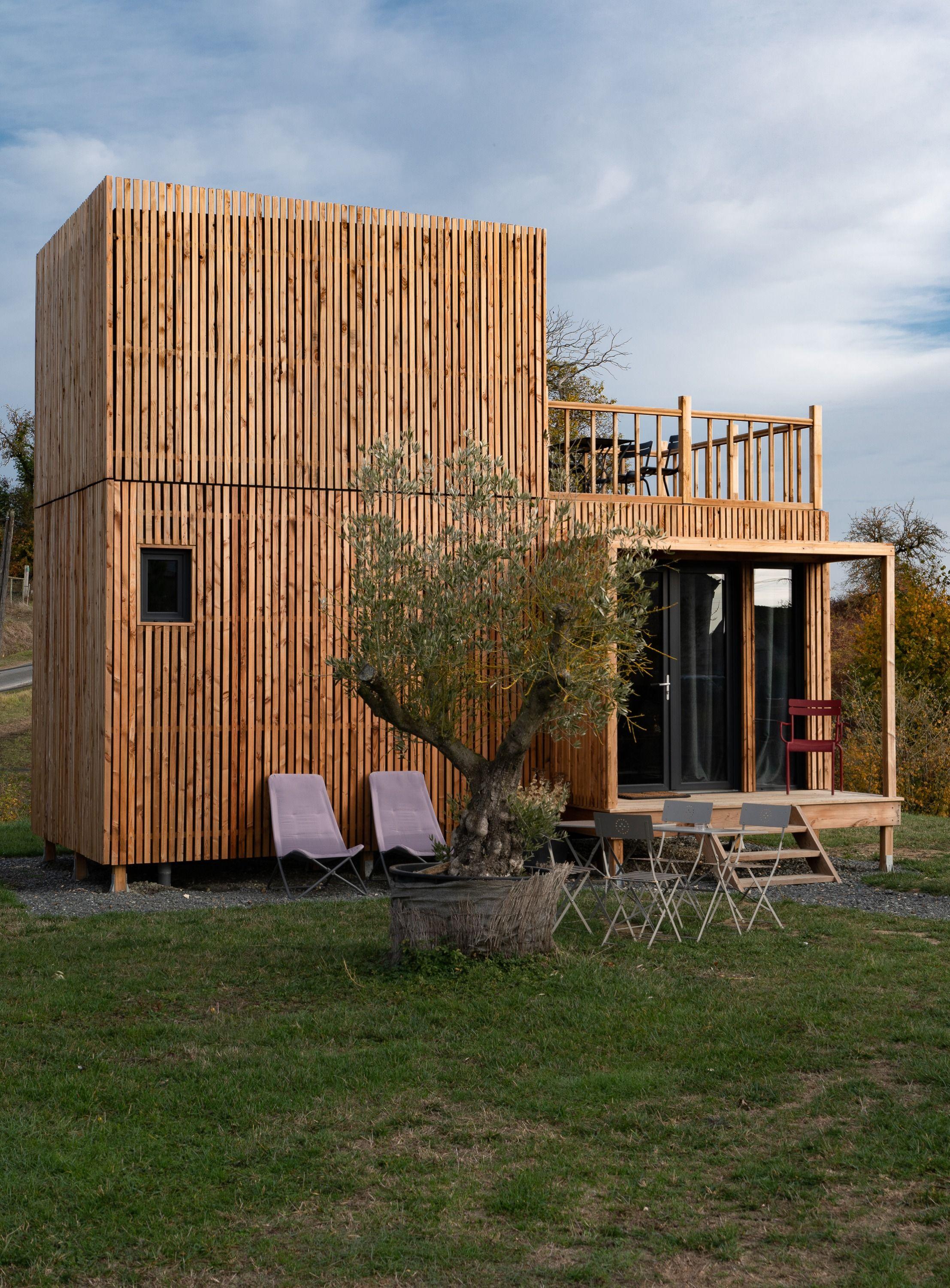 Un Studio De Jardin Greenkub Vous Permet De Gagner Jusqu A