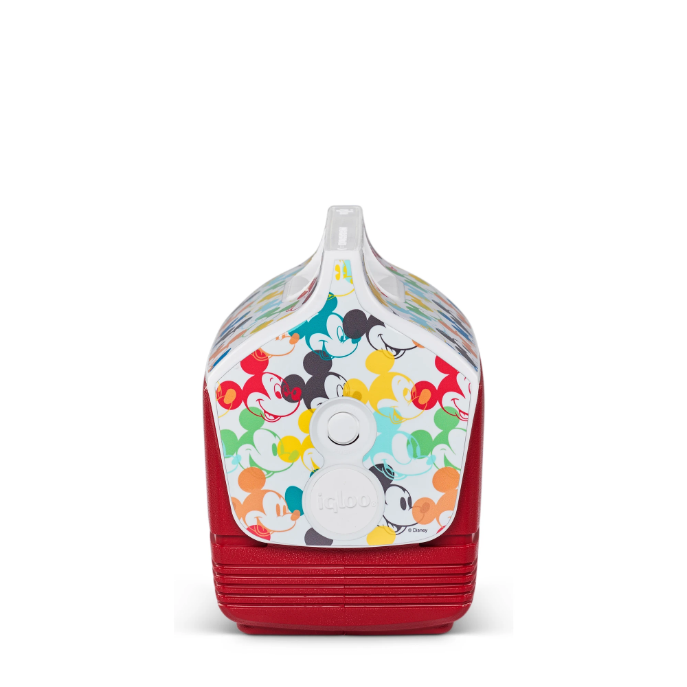 Mickey Mouse Playmate Mini Special Edition Multicolor 4 Qt Cooler Mickey Mickey Mouse New Mickey Mouse