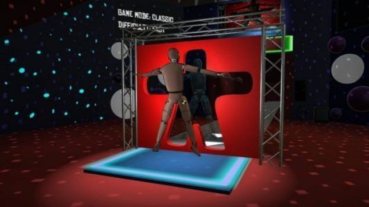 Fit It is human Tetris with HTC Vive Trackers | Gaming News The perfect source for gaming uptodate news Remember HTC's Vive Trackers? They're a great little peripheral that allows you to bring a variety of objects into VR by fitting them with this puck-shaped marker. But, as cool as they are, we haven't seen a lot of games embrace the Trackers. Fit It wants to change […]  #Fit #Gaming #HTC #Human #News #Tetris #Trackers #Vive