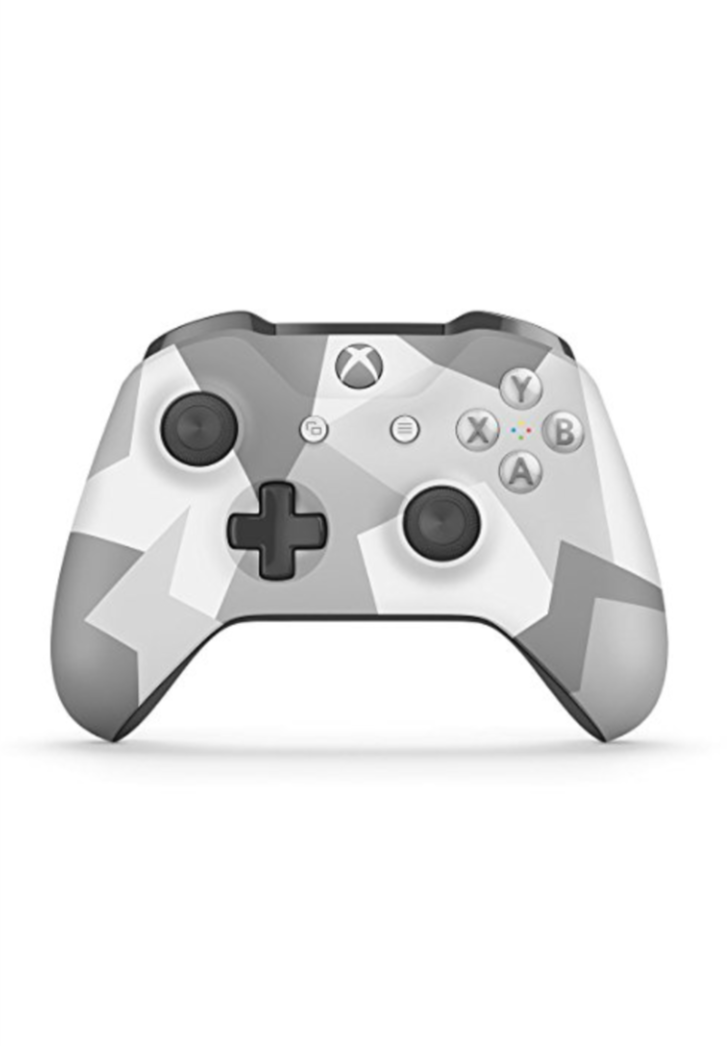 Xbox Wireless Controller - Winter Forces Special Edition http://amzn ...