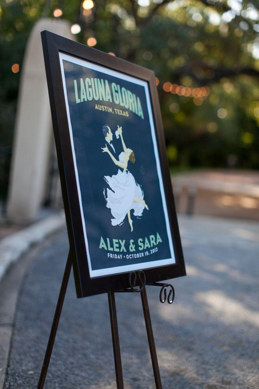 Austin wedding at laguna gloria from brett buchanan