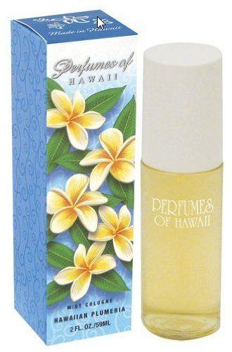 Hawaiian Plumeria Mist Cologne Perfumes Of Hawaii 2 Fl Oz Plumeria Perfume Hawaiian Plumeria Floral Fragrance