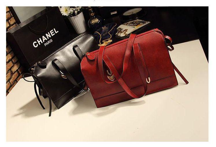 Wind Red Fashion Shoulder Bags Cross Body Handbag Female Bags