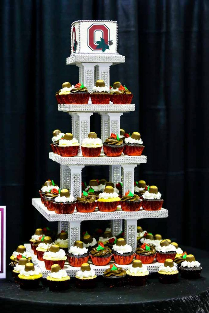 January Akron Bridal Show Cake Designs and Winners (With