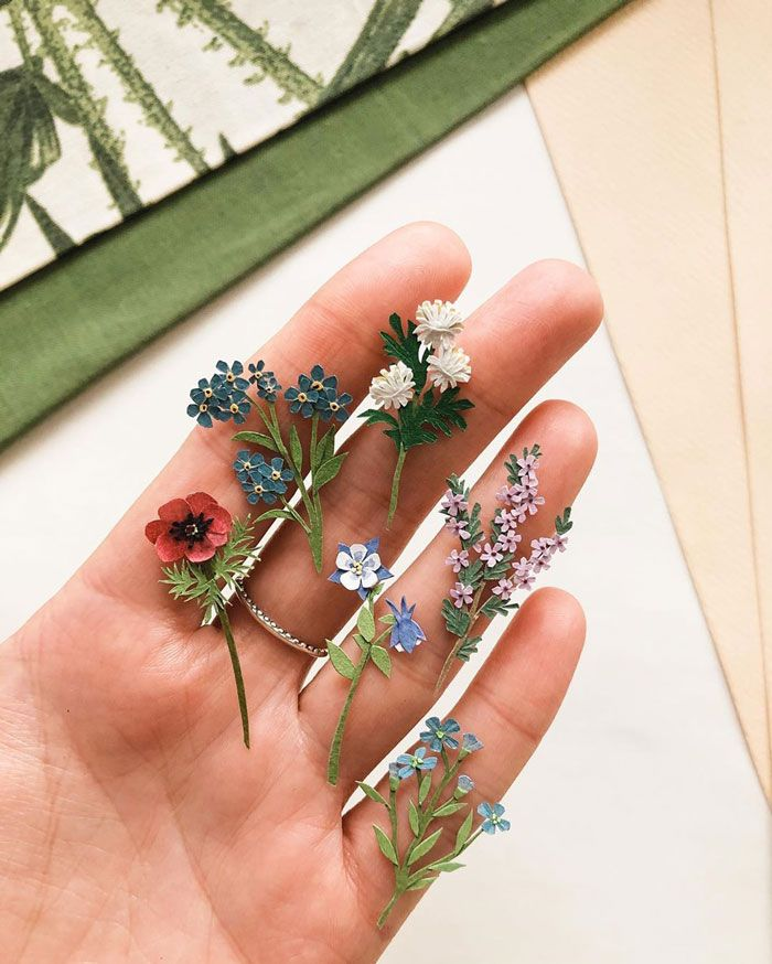Tiny-Mini-Paper-Flower-Bouquets-Tania-Lissova