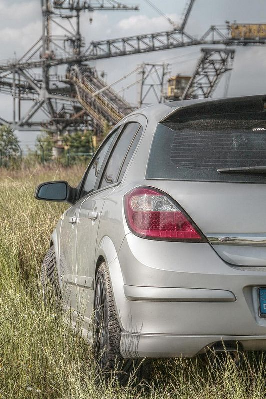 Opel Astra H Opc Line Hdr