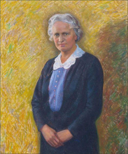 Gusta Louise Isachsen
