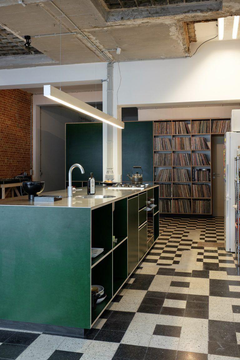 Doorzon interieurarchitecten nu architecten keuken kast Interieurarchitecten en interieuradvies amsterdam