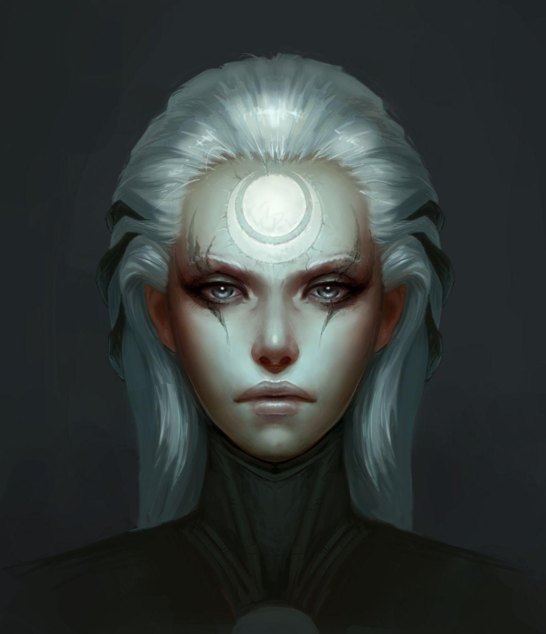 Diana Scorn Of The Moon By Miresalaj Deviantart Com On Deviantart