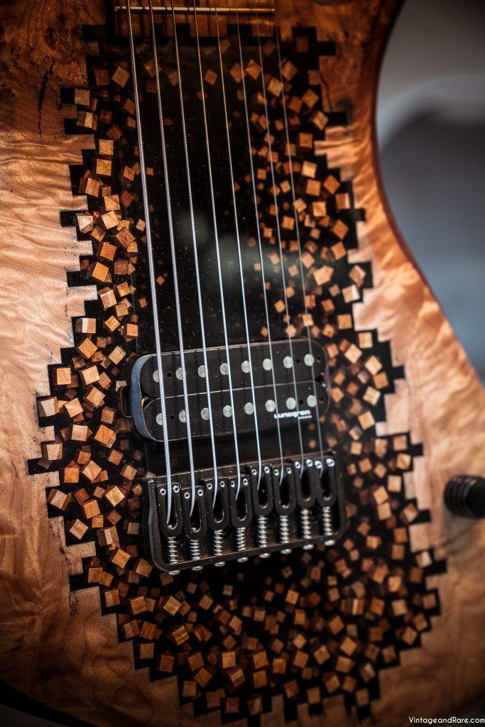 Red Layer Guitars #customguitars