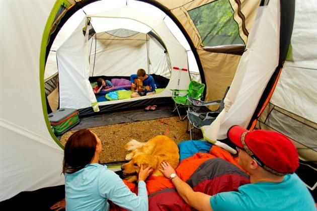 Kelty AirPitch inflatable tents pitch in less than a minute & REI Kingdom 6 Tent - Google Search | getting out | Pinterest | Tents