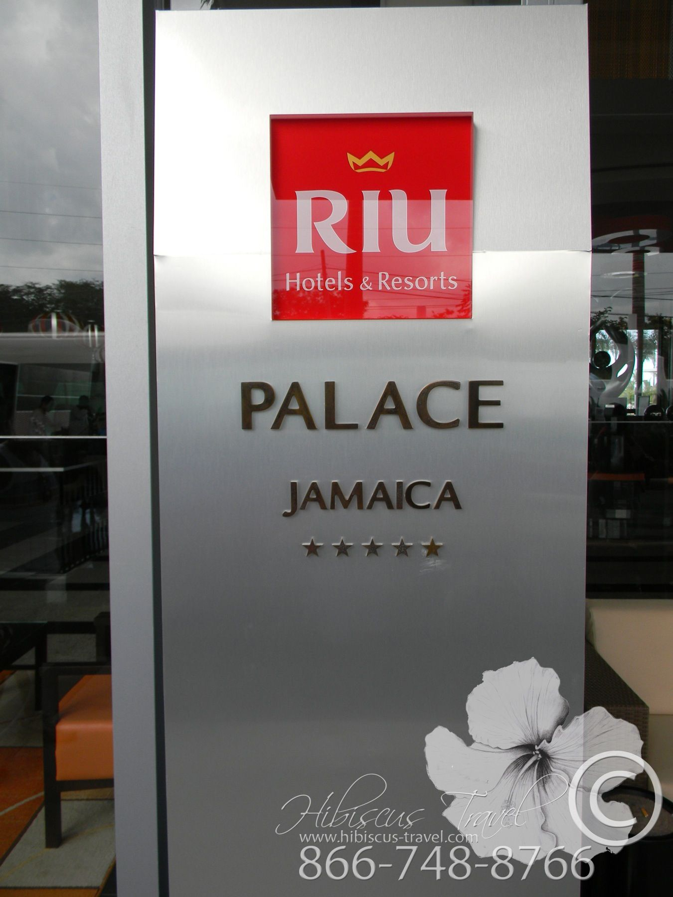 Riu Palace Montego Bay...for adults only