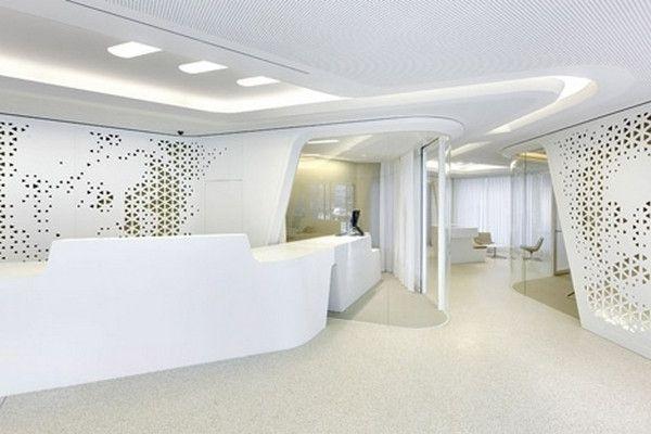 Modern Bank Interior Design Raiffeisen In Zurich Bank Interior