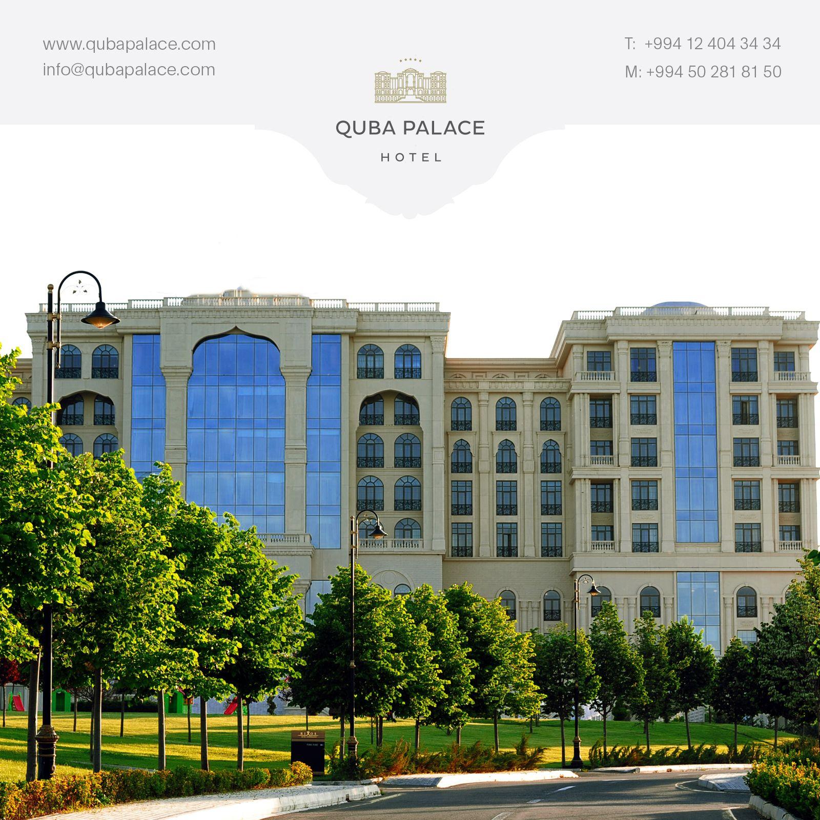 Pin On Quba Palace Hotel