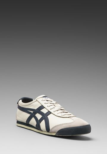 reputable site e32fb 1a41b Onitsuka Tiger Mexico 66 in Birch/Indian Ink/Latte | Mens ...
