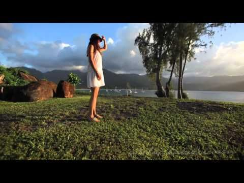 Kauai North Shore, Hanalei Bay, Hawaii - YouTube