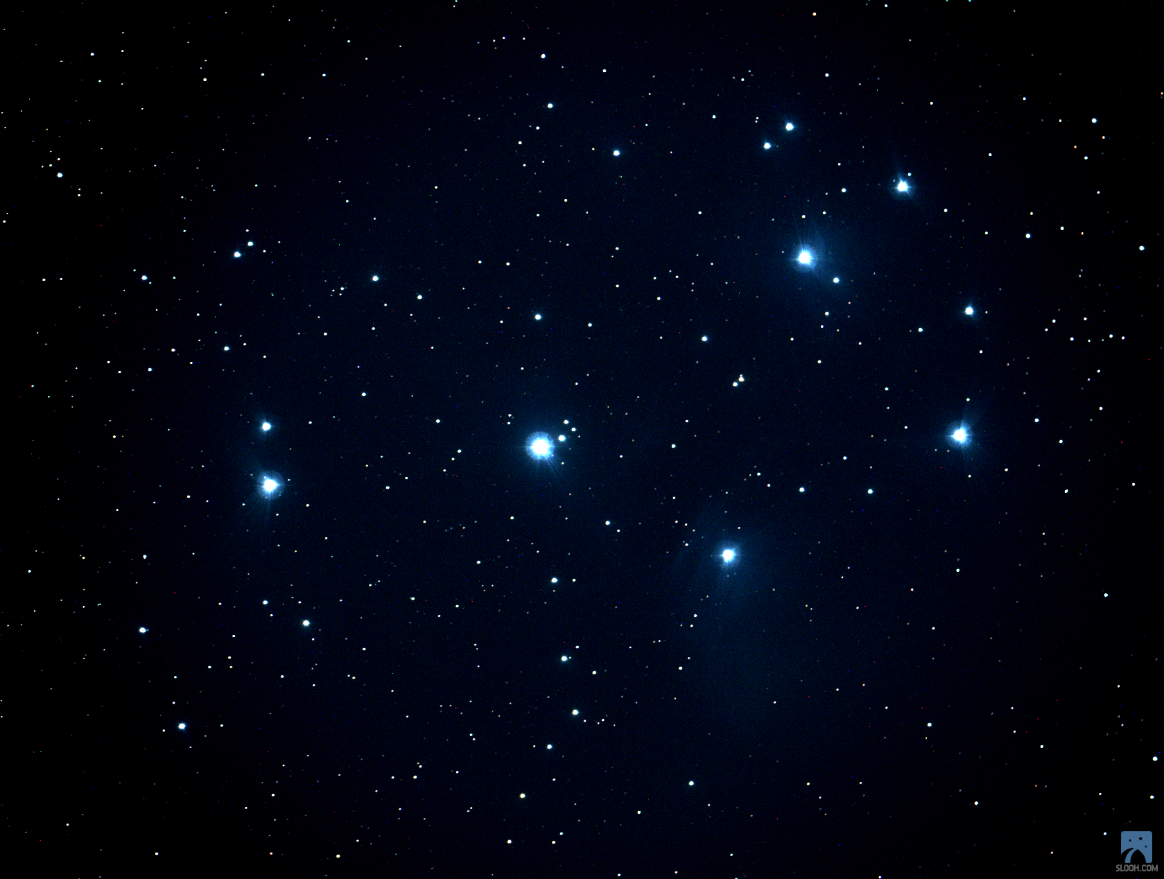 Taken At 2 05am Edt With The Slooh Canary Deep Sky Telescope By Karent 2018 Who Says The Pleiades Star Clust Star Cluster Taurus Constellation Star Clusters