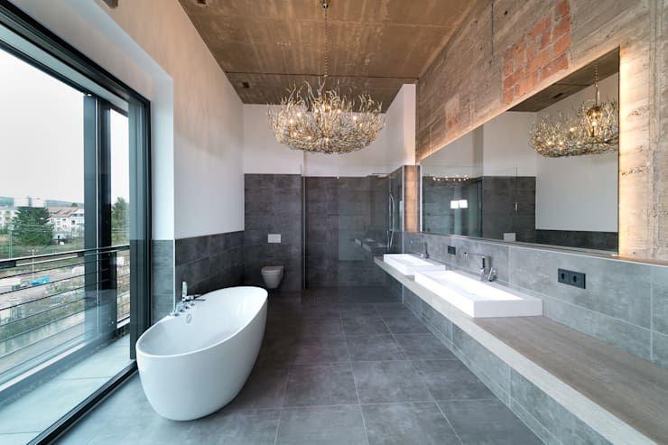Die schönsten Badezimmer des Jahres | Bathroom | Freistehende wanne ...