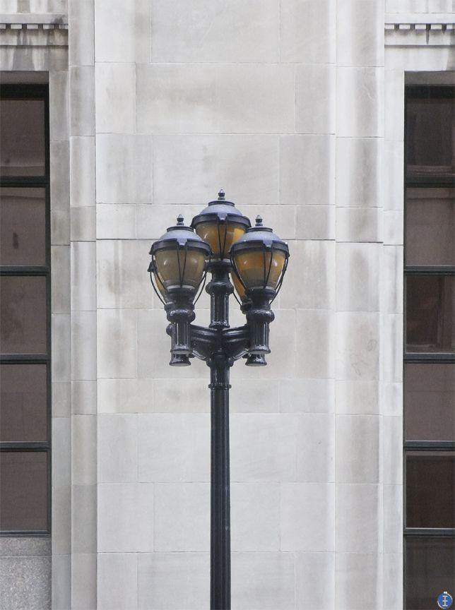 i love new york city lamp post in nyc