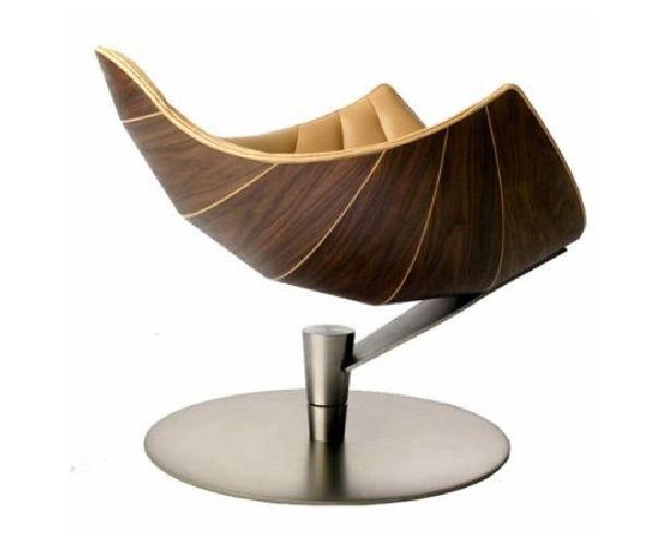 Shelley Chair By Oluf Lund 1956 Eva Paarmann 1964 - Lobster-and-shelly-lounge-chairs-by-oluf-lund-and-eva-paarmann