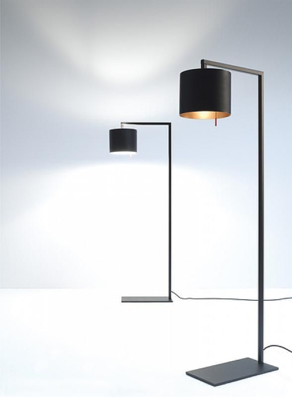 lampe sur pied afra par anta luminaire afra floor lamp. Black Bedroom Furniture Sets. Home Design Ideas