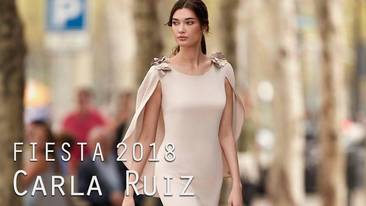 ab7e71002 Vestidos de fiesta Carla Ruiz 2018