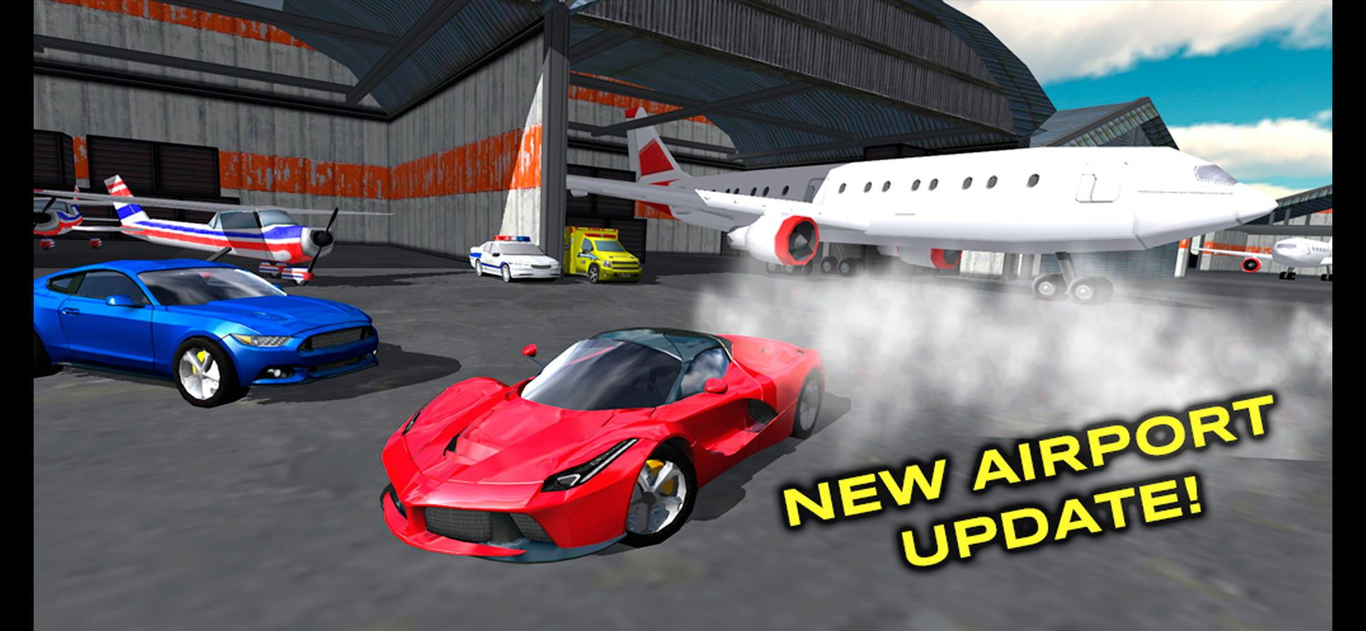 Extreme Car Driving Simulator SportsGamesRacingios